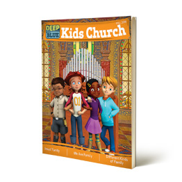 Deep Blue Kids Church