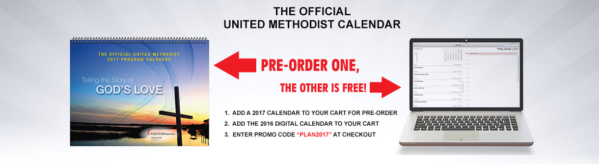 Cokesbury official 2017 united methodist program calendar cokesbury official 2017 united methodist program calendar special offer fandeluxe Gallery