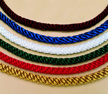 Reserved Pew 4' Rope with Decorative Tassels