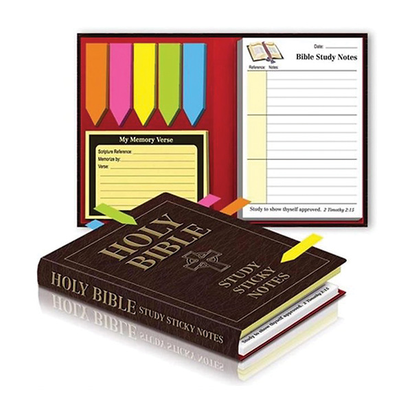 Bible Study Sticky Notes