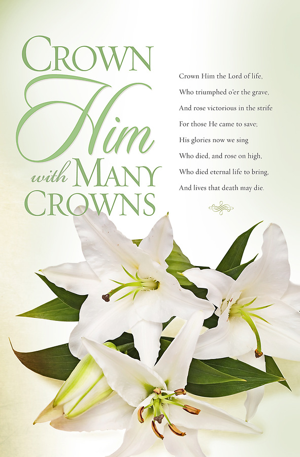 crown him with many crowns pdf