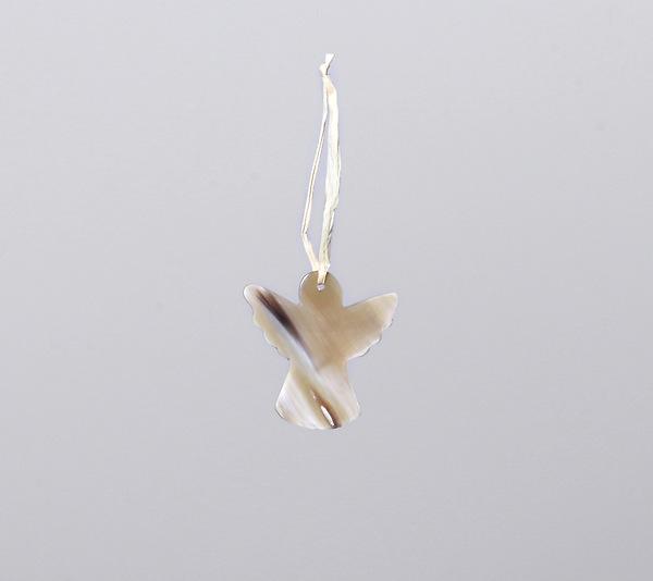 Cow Horn Angel Ornament - Uganda