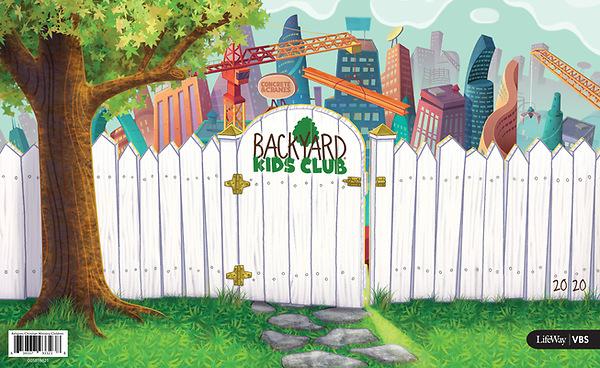 Vbs 2020 Backyard Kids Club Kit | Cokesbury