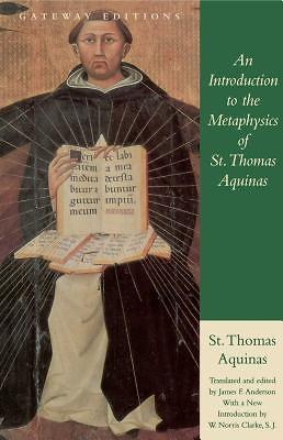 a study of st thomas aquinas metaphysics Accidental being a study in the metaphysics of st thomas aquinas about us editorial team.