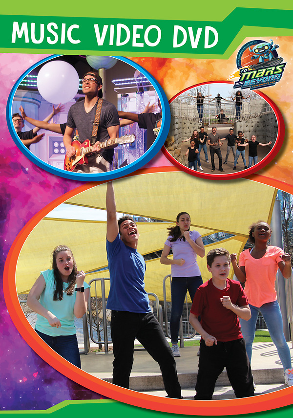 Vacation Bible School (VBS) To Mars and Beyond Music Video ...