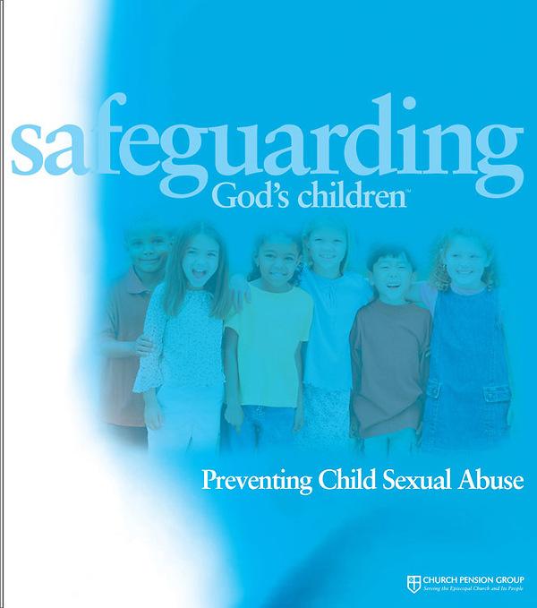 Prevention Program Safeguards Childrens >> Safeguarding God S Children Preventing Child Sexual Abuse Cokesbury