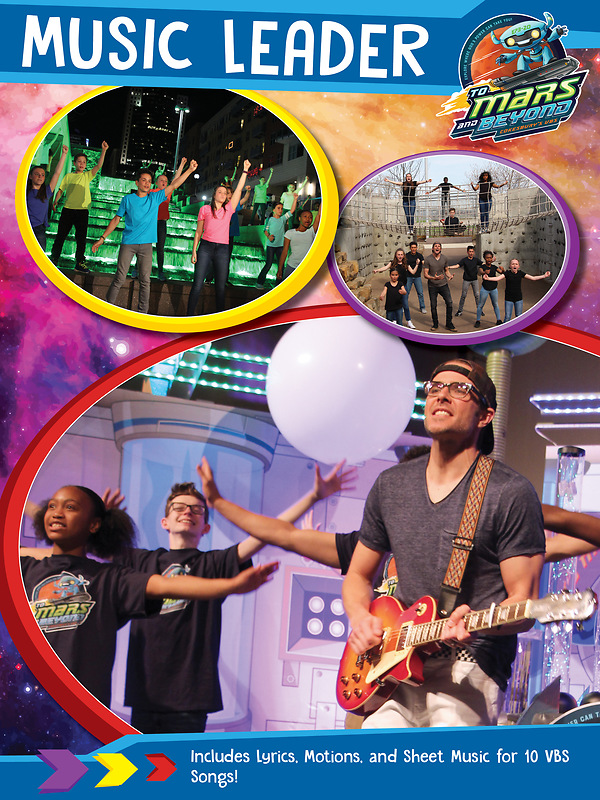 Vacation Bible School (VBS) 2019 To Mars and Beyond Music ...