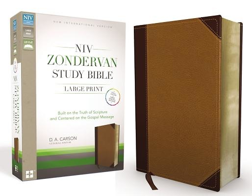 Large Print Study Bibles - Christianbook.com