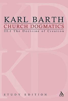 karl barth church dogmatics pdf