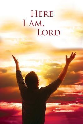 Here I Am, Lord Hymn Bulletin (Pkg of 50)