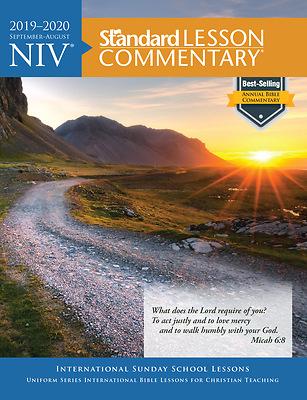 Best Study Bible 2020 NIV Standard Lesson Commentary 2019 2020 | Cokesbury