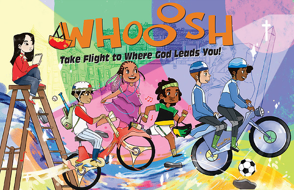 Vacation Bible School (VBS) 2019 WHOOOSH Music & Movement Leader