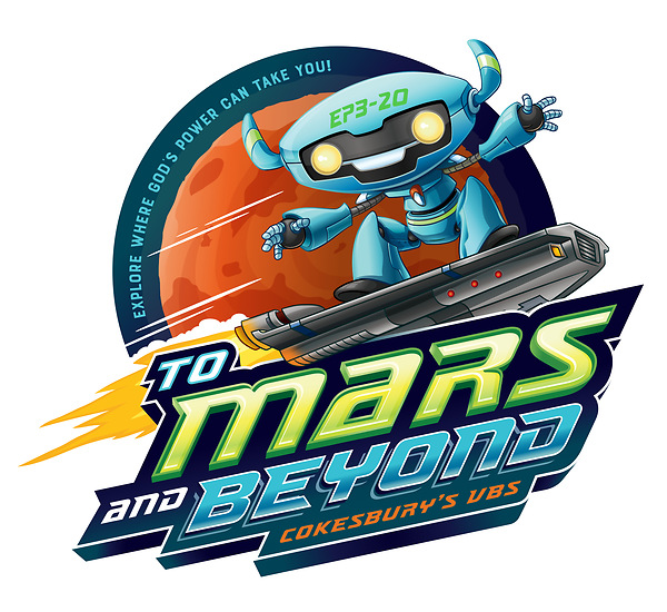 Vacation Bible School (VBS) 2019 To Mars and Beyond Music Video Streaming  Video