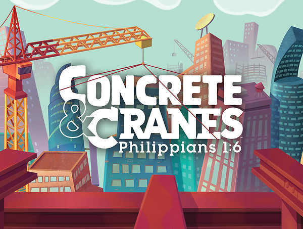 Vacation Bible School (VBS) 2020 Concrete and Cranes Note Cards ...