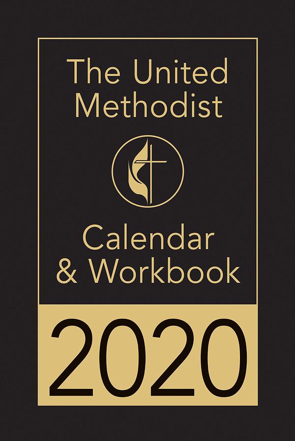 Methodist Calendar 2020 The United Methodist Calendar & Workbook 2020 | Cokesbury