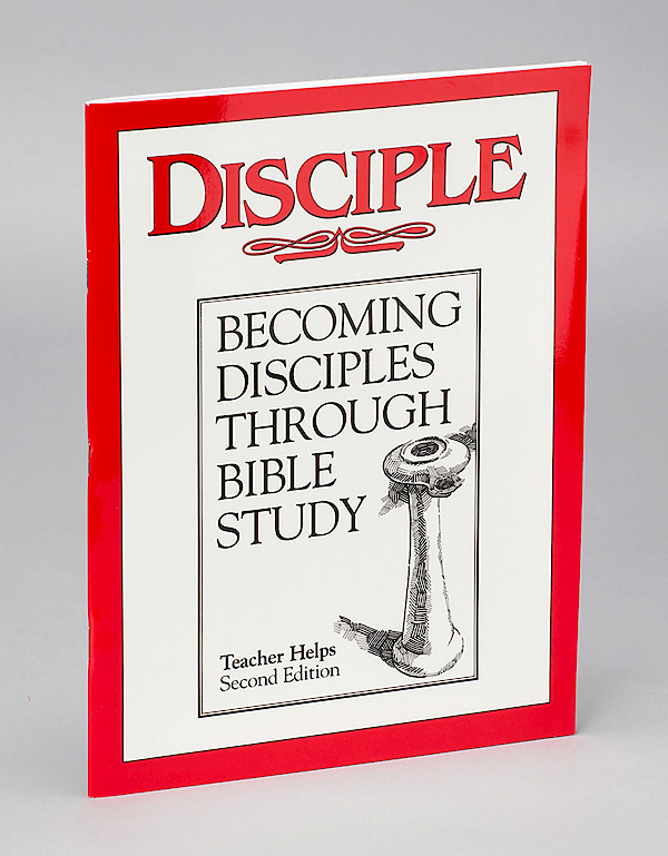 Disciple I Becoming Disciples Through Bible Study: Study ...