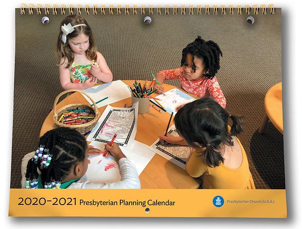 Presbyterian Planning Calendar 2021 Presbyterian Planning Calendar 2020 2021 | Cokesbury