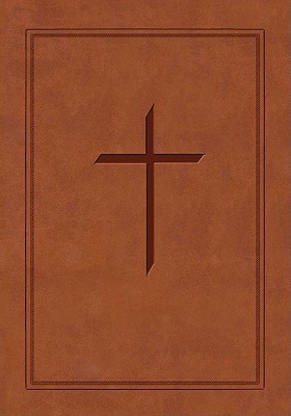 the ryrie esv study bible soft touch brown red letter With esv study bible red letter indexed
