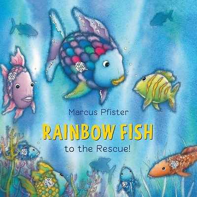 Rainbow fish to the rescue cokesbury for Rainbow fish to the rescue