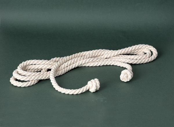 Abbott Hall Natural Rope Cincture Cokesbury