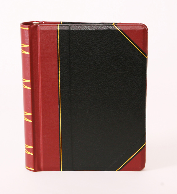Two-Tone Minutes Of Session Binder