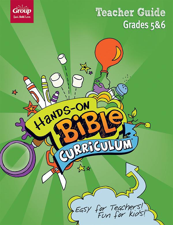 Hands-On Bible Grades 5 & 6 Teacher Guide Fall 2019
