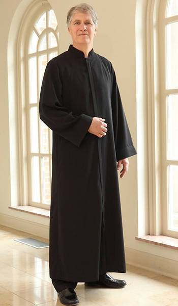 Picture of Abiding Spirit David Custom Black Robe