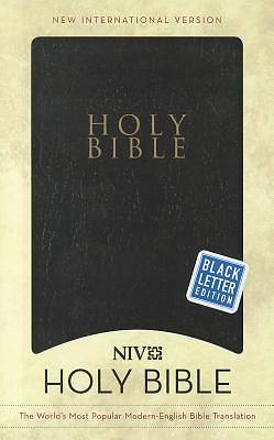 NIV Gift and Award Bible