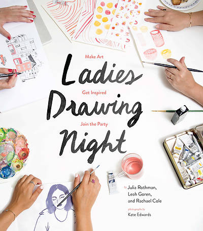 Picture of Ladies Drawing Night