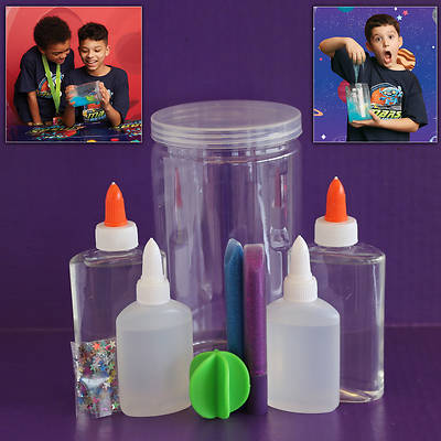 Vacation Bible School (VBS) To Mars and Beyond Galaxy Slime Kit