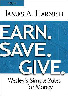 Picture of Earn. Save. Give. Youth Study Book