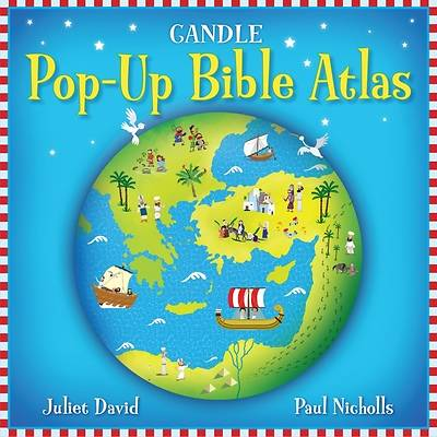 My Pop-Up Bible Atlas