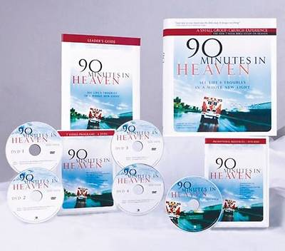 Picture of 90 Minutes in Heaven DVD Curriculum Kit