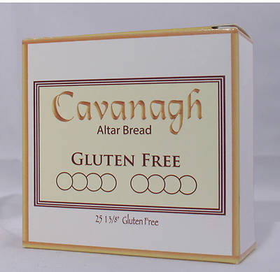 "Picture of Gluten Free 1 3/8"" Communion Wafer (Pkg 25)"