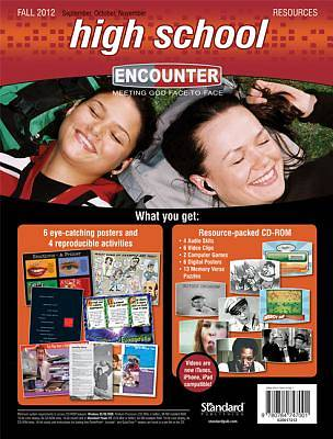Encounter High School Resources Fall 2012