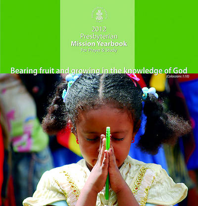 2012  Mission Yearbook for Prayer and Study