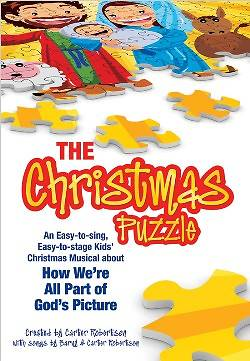 The Christmas Puzzle CD Preview Pak