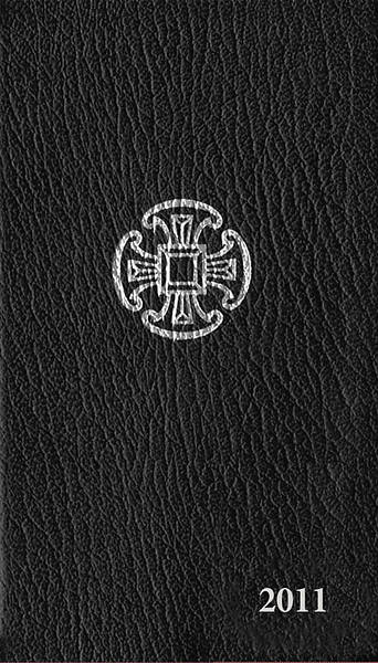Picture of 2011 Christian Pocket Diary