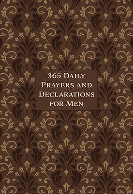 Picture of 365 Daily Prayers & Declarations for Men
