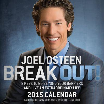 Break Out! Day-To-Day Calendar