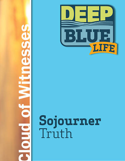 Picture of Deep Blue Life: Sojourner Truth Word Download
