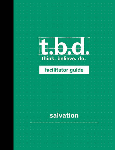 Picture of TBD: Salvation Facilitator Guide