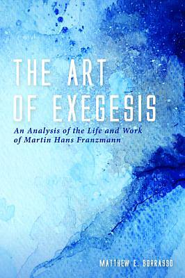 Picture of The Art of Exegesis