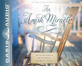 An Amish Miracle (Library Edition)