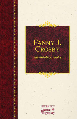 Picture of Fanny J. Crosby