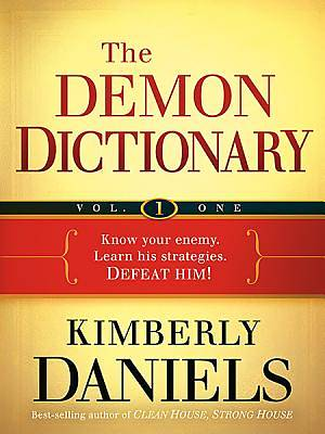 The Demon Dictionary Volume One, Biblical Spirits