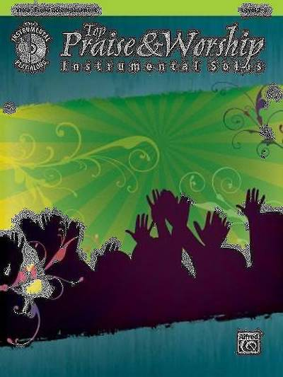 Picture of Top Praise & Worship Instrumental Solos, Level 2-3 With CD (Audio)