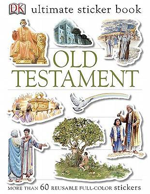 Ultimate Sticker Book Old Testament