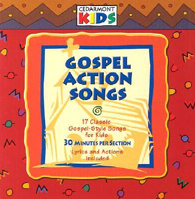 Gospel Action Songs CD