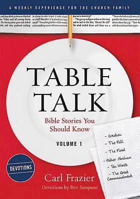 Picture of Table Talk Volume 1 - Devotions